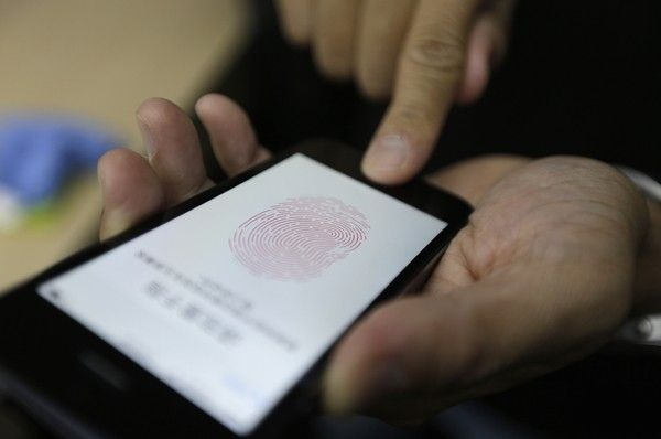 Finger prints android