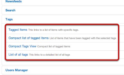 Joomla 3.1 Tags Feature 5