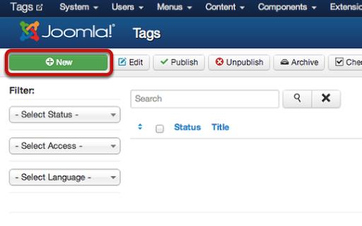 Joomla 3.1 Tags Feature2